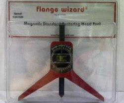 FLANGE WIZARD Magnetic Standard Centering Head Tool