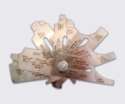 GALGAGE Fillet Weld Gauge Set