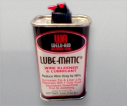 WELD-AID Lube Matic (5 oz)