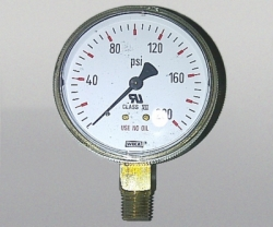 WIKA Gauge 2,5 Inch 200 PSI Single