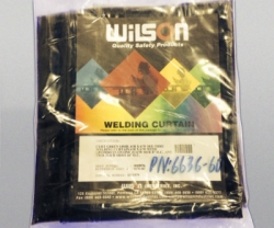 WILSON Curtain 6x6 ft green